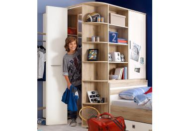 begehbarer kleiderschrank g nstige begehbare. Black Bedroom Furniture Sets. Home Design Ideas
