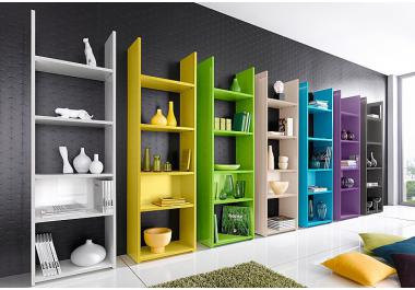 b cherregal g nstige b cherregale bei livingo kaufen. Black Bedroom Furniture Sets. Home Design Ideas
