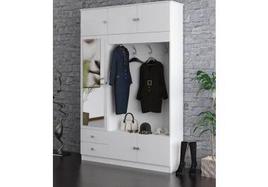 Garderoben Set