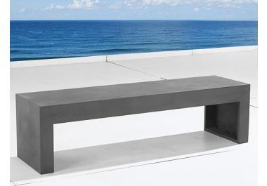 2017 Gartenbank Modern