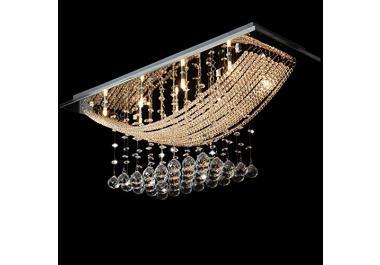 kristall deckenleuchte g nstige kristall deckenleuchten bei livingo kaufen. Black Bedroom Furniture Sets. Home Design Ideas