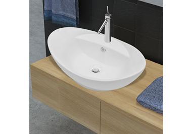 Doppelwaschbecken oval  Waschbecken Oval » günstige Waschbecken Oval bei Livingo kaufen